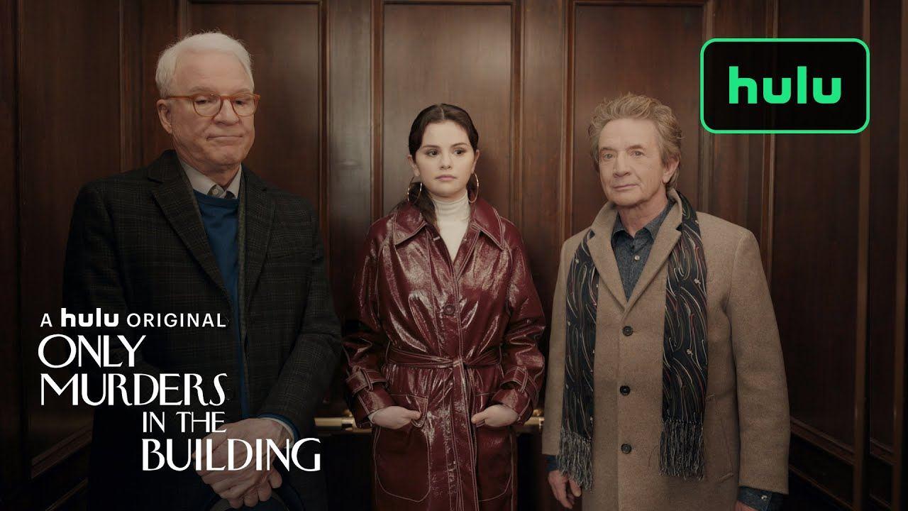 Hulu全新喜剧剧集《大楼里只有谋杀案》释出预告