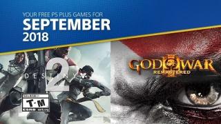 【更新港服】《命运2》+《战神3 重制版》,PS Plus 9月会免阵容公开