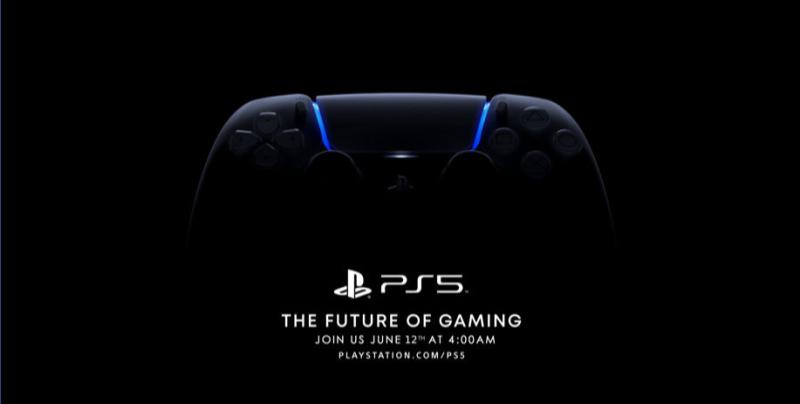 感受游戏的未来:PS5线上发布会确定6月12日凌晨4点举行