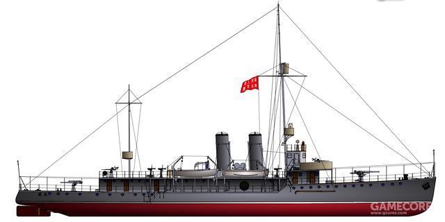加入解放军的咸宁号