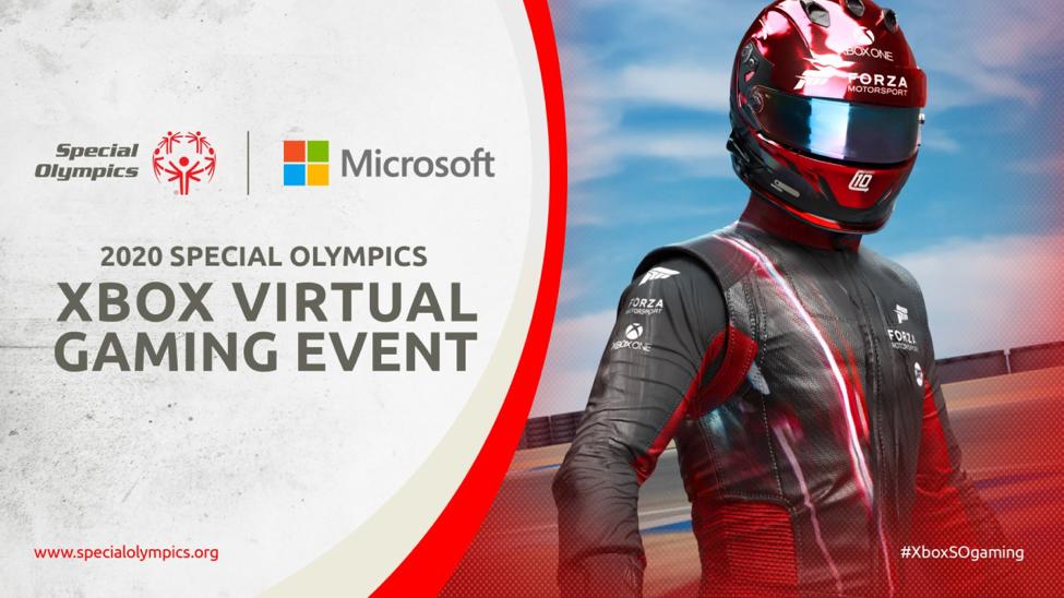 2020年特殊奥林匹克运动会Xbox线上游戏竞技活动正式公布