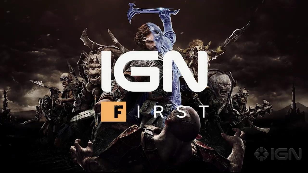 《中土世界:暗影之戰》IGN First試玩視頻