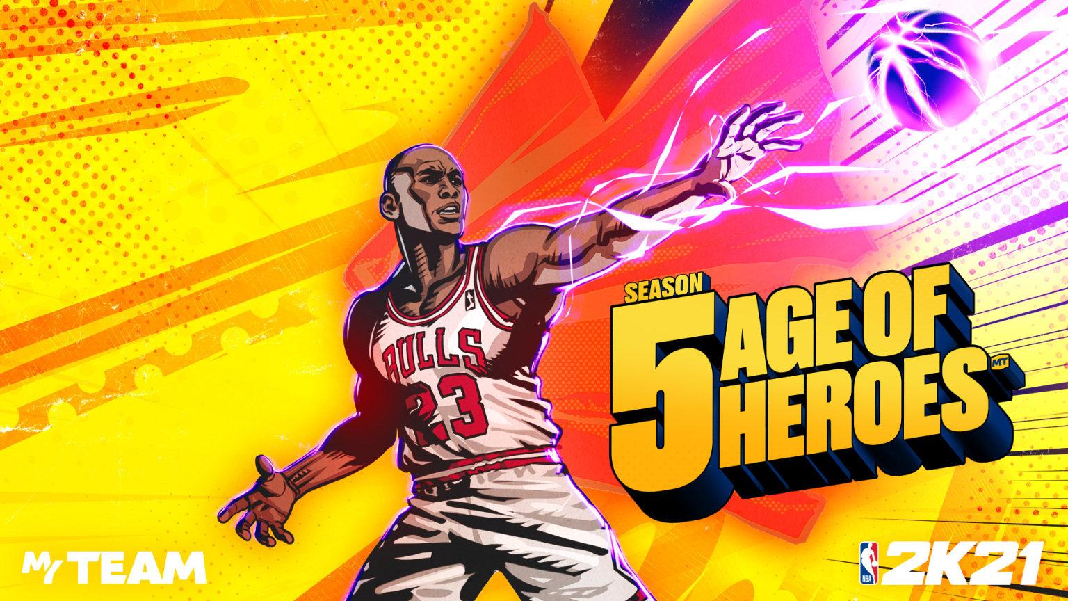 来打球!《NBA 2K21》明天加入XGPU