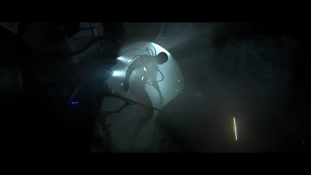 EVE新宣傳視頻:《克隆飛行員的誕生》