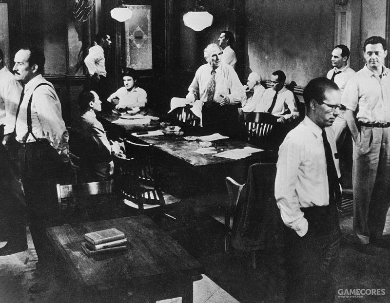 1957年原版《十二怒汉》