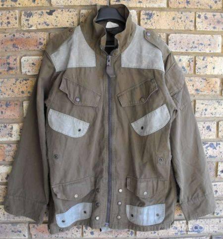 南非伞兵夹克实物,照片来自南非购物网站bidorbuy.co.za