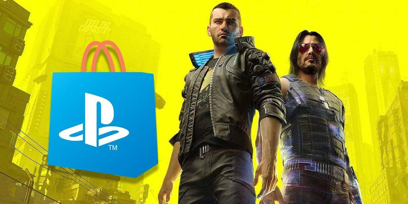 惊人成绩:重回PlayStation的《赛博朋克2077》位居多国PSN销量榜首