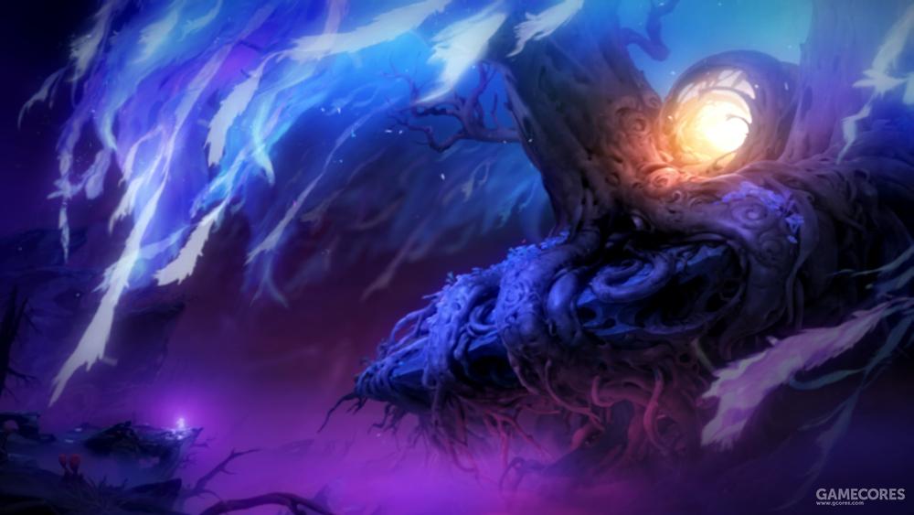 看了前面那么多棵,现在能感受到最终的古树有多么拉垮