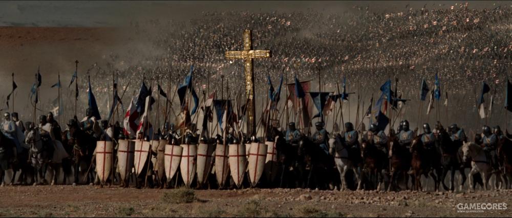 鲍德温四世迎战萨拉丁