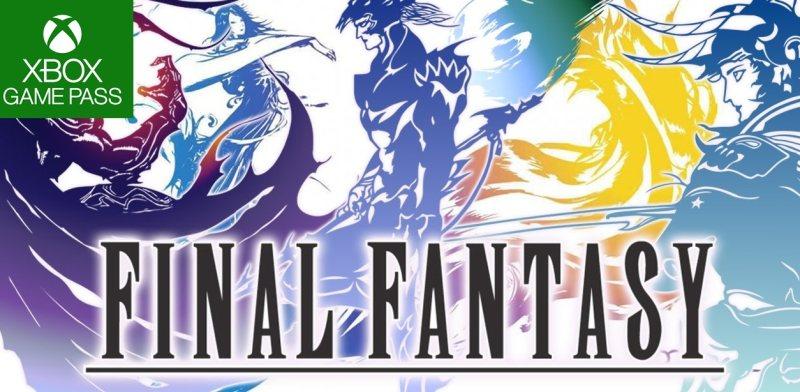 《最终幻想》系列加入Xbox Game Pass
