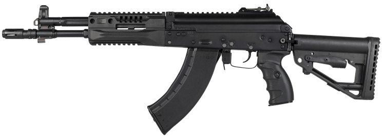 现实中的AK-15