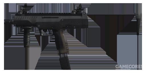 PDW2000冲锋枪