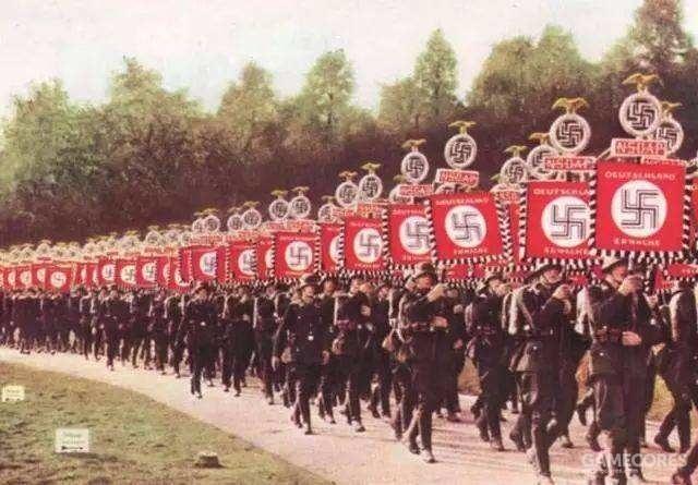 纳粹德国宣扬的白人至上主义与3K党不谋而合,3K也因此成为全美公敌。