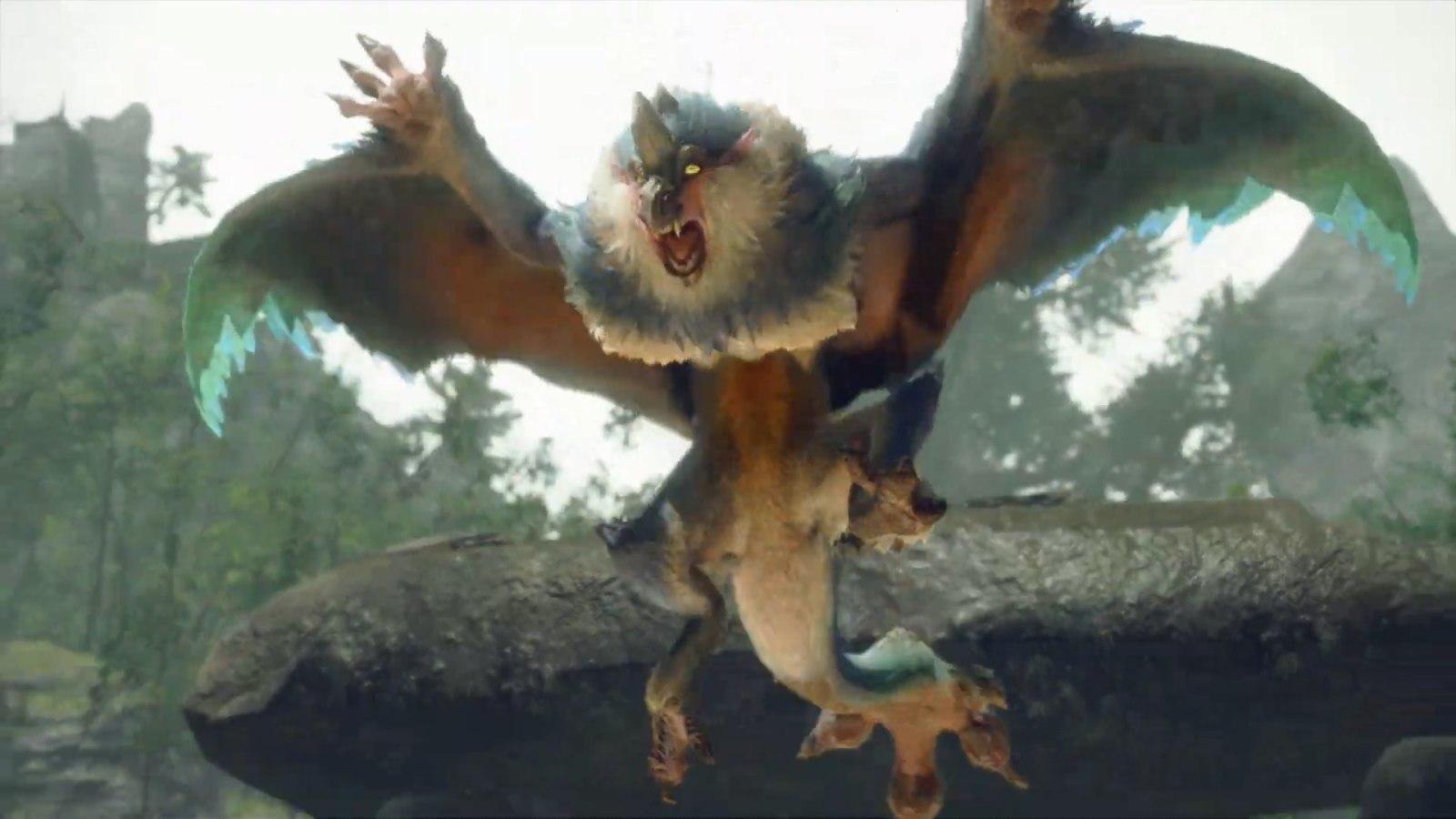 老朋友回来了,《怪物猎人 崛起》放出全新30秒电视广告