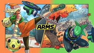 9102了居然还有人写《ARMS》?#一篇顺带安利的角色研究分享