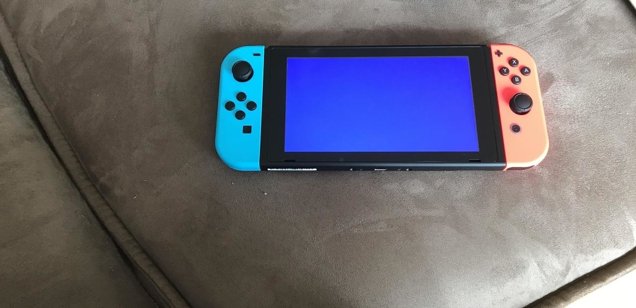 現階段Nintendo Switch出現的問題