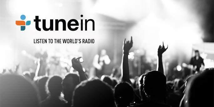 「TuneIn Radio」 即将登陆PS!