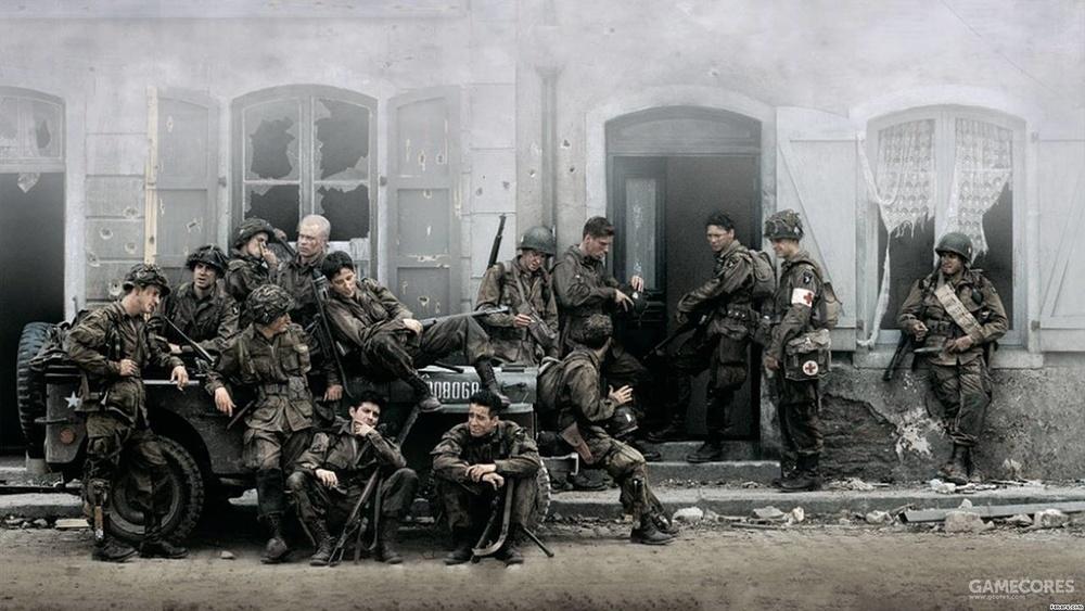 《兄弟连》是我最喜欢的美剧,没有之一。战争的残酷以及士兵之间的手足情深,都在这短短十集里体现的淋漓尽致。