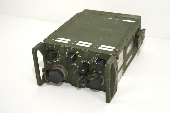 KY-57电台加密机,资料来自Crypto Museum