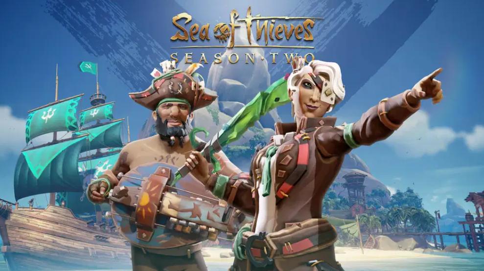 《盗贼之海》免费更新,Season Two 现已发布