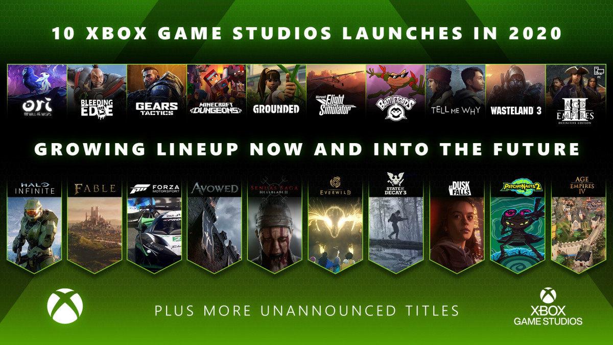 官方预告,微软将于本月举办新主机游戏展示会