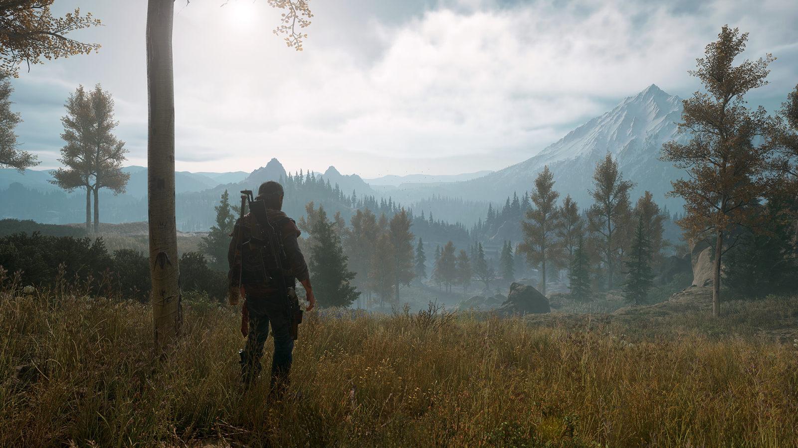 《往日不再》将于5月18日登陆Steam,自带繁中