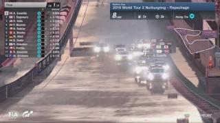 GT SPORT新闻:雨天赛道、车手缠斗、梅奔丰田互怼,尽在FIA GT大赛纽博格林站