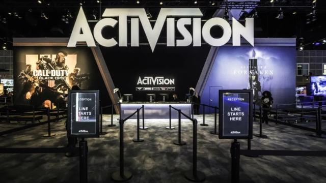 动视将不会在今年的E3设置展台