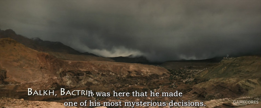 巴克特里亚的意思是驼峰,大概位于今天的阿富汗、塔吉克斯坦和乌兹别克斯坦一带,中国古代称之大夏