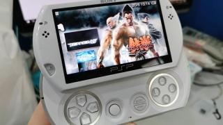 Switch即将升级的2019年,我买了一部PSP GO……