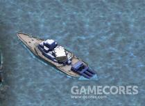 重制版游戏里的驱逐舰