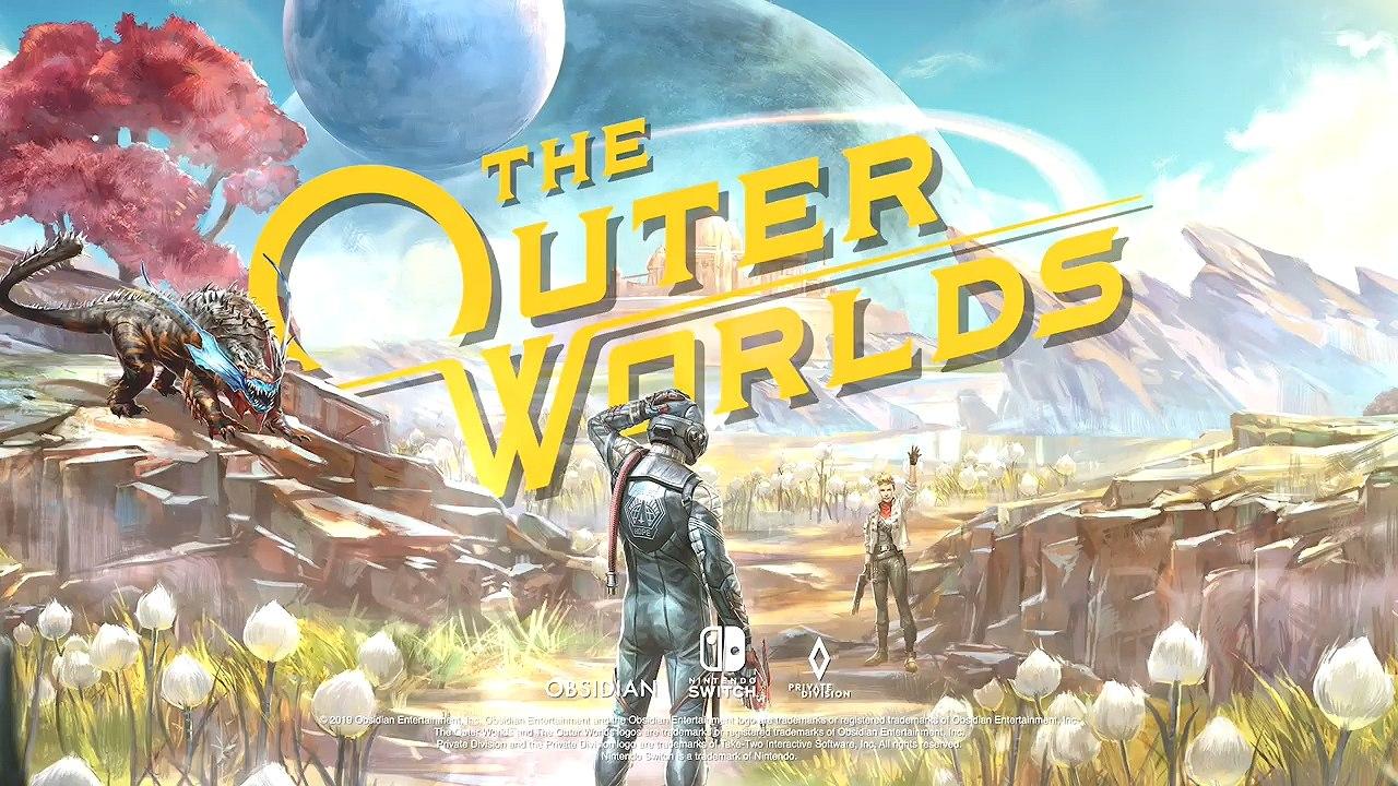 任天堂宣布《天外世界》将在日后登陆 NS 平台