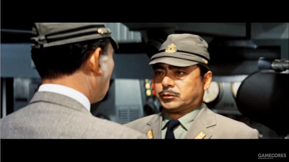 《海底军舰》的神宫司八郎大佐