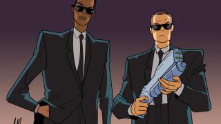 《黑衣人》还有动画和桌游?写在看《黑衣人:全球追缉》之前的几句杂七杂八