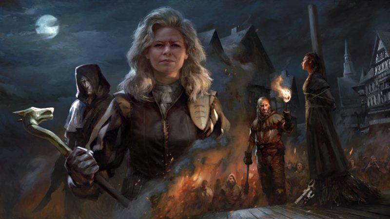 《巫师之昆特牌》权利的代价系列扩展包正式公布