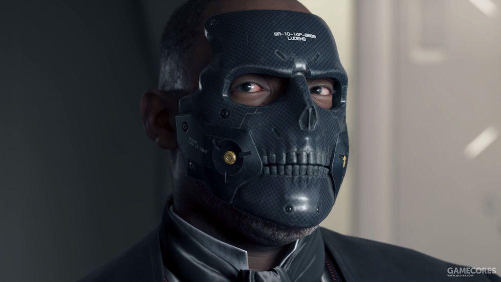 别以为带了面具我就认不出你,普雷斯顿!