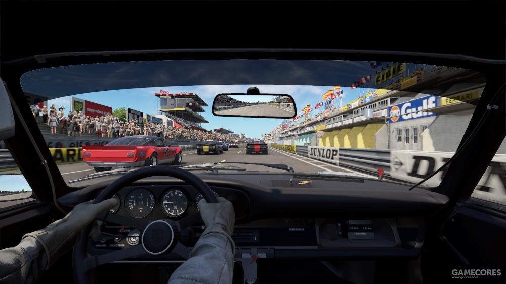 保时捷 911 Carrera RSR (赛车计划2)