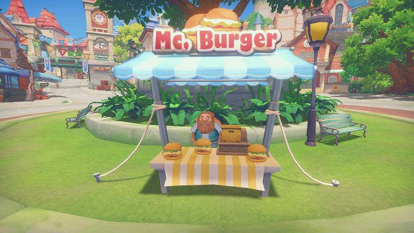 """《波西亞時光》PC版迎更新,""""狗糧""""與麥克當勞的漢堡"""