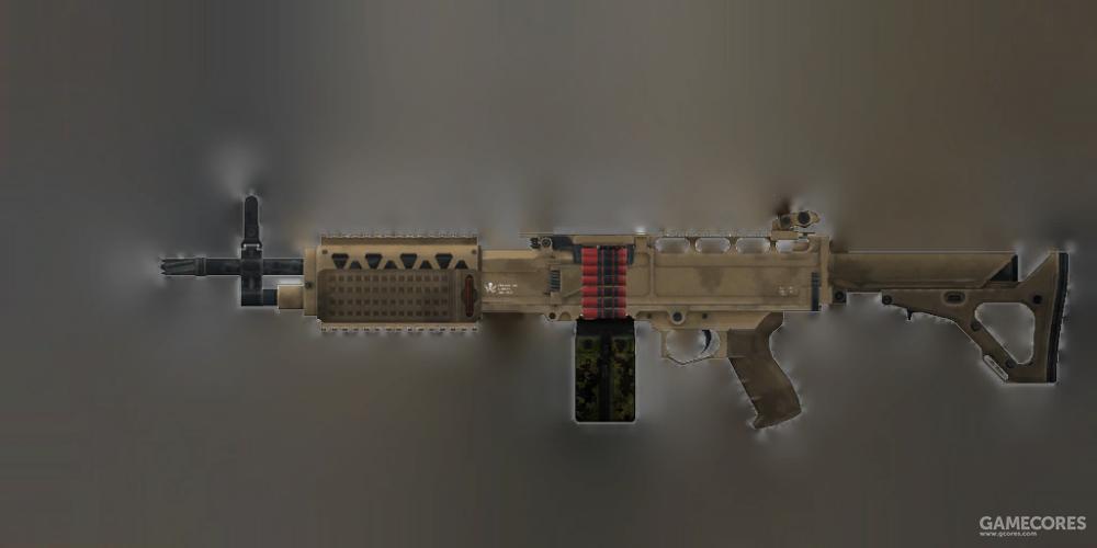 Mk200轻机枪