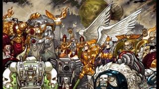 燃烧的银河-荷鲁斯大叛乱