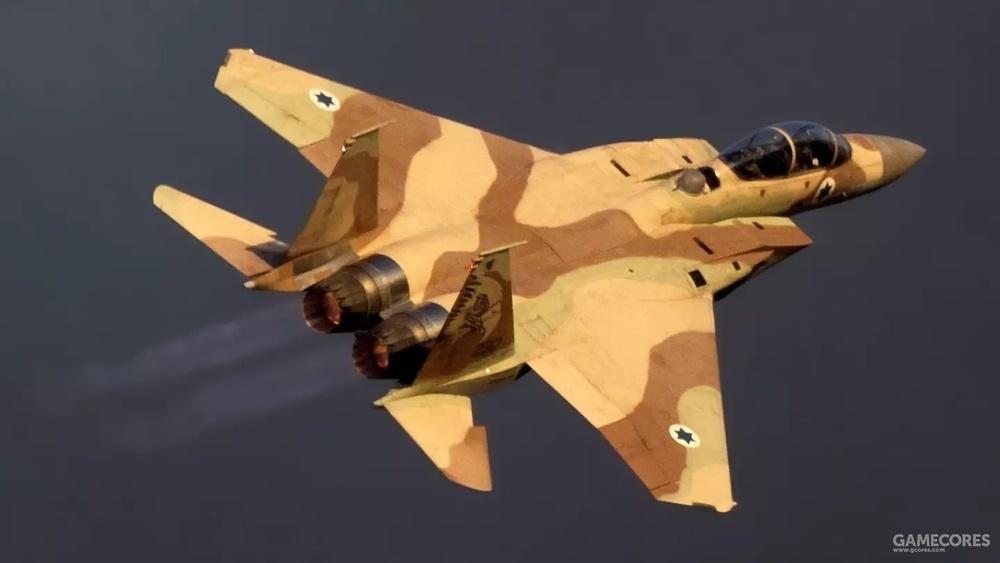 以色列空军的F-15I