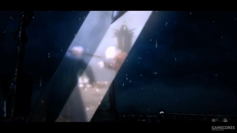 宽刃大剑见证了自己主人的第一次战败