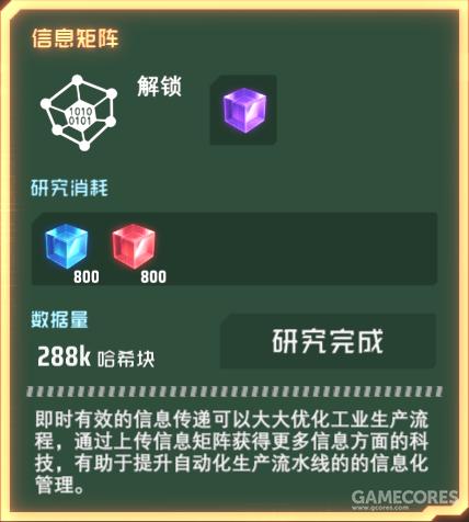 信息矩阵(紫)
