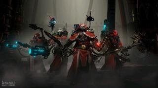 《战锤40K:机械神教》已正式发售