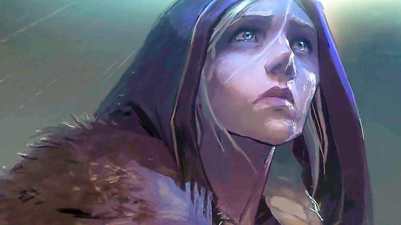 海的女兒,千種聲音:魔獸世界新版本宣傳片《戰爭使者:吉安娜篇》的其他版本聽起來什麼樣?