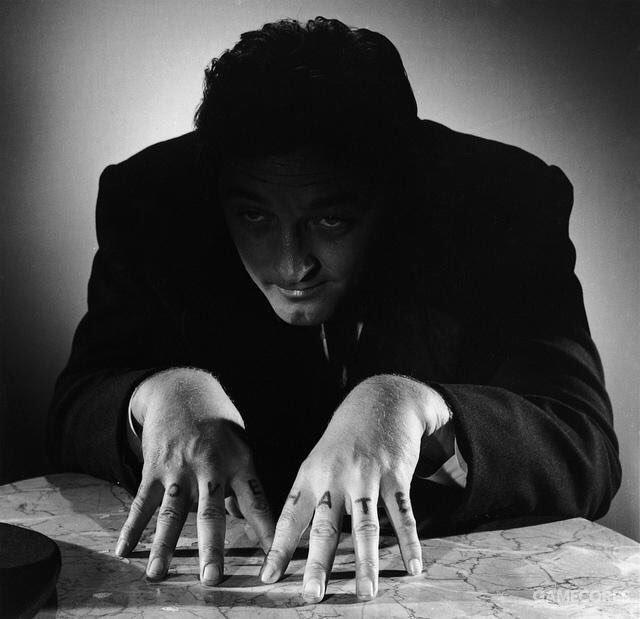 2.《猎人之夜》(1955)