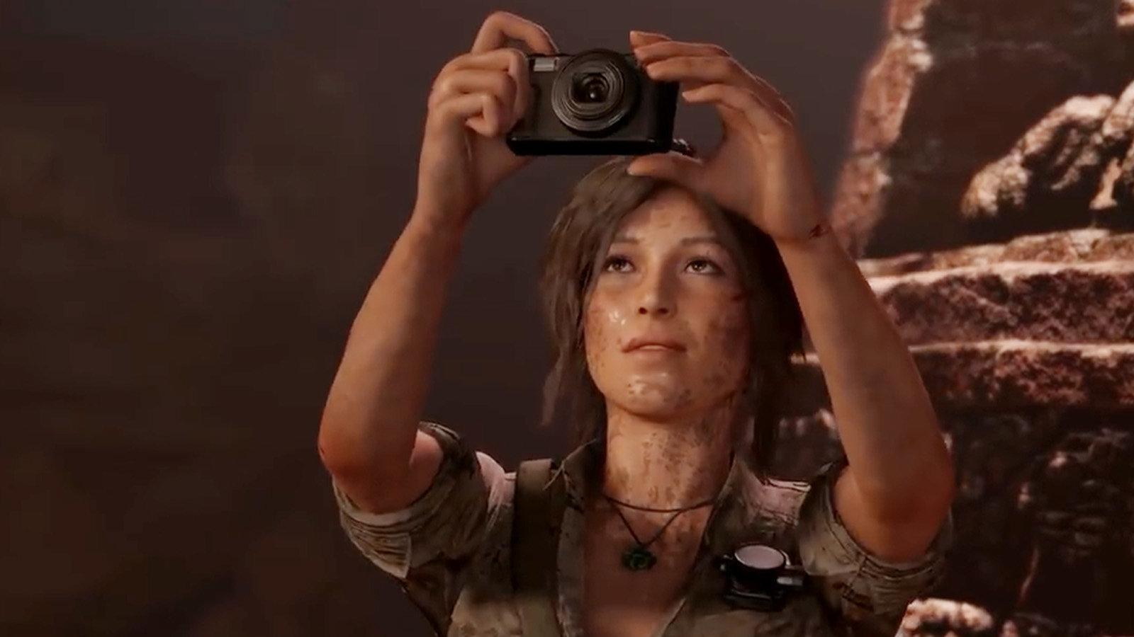 又坠机了,《古墓丽影:暗影》公布开场15分钟游戏影像