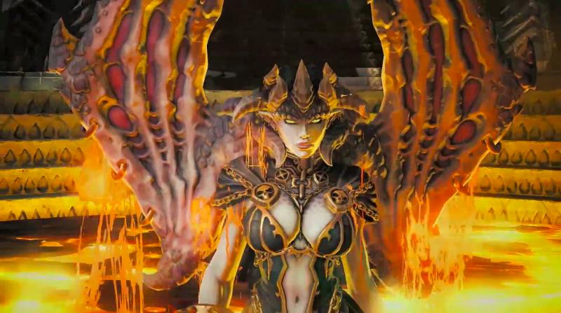《暗黑血统2 死亡决定版》将登录 NS 平台,9月26日发售