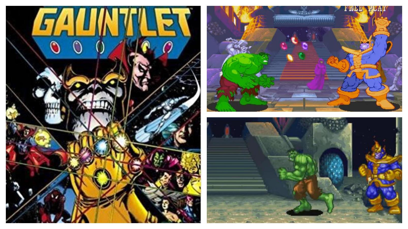 《復仇者聯盟 3》參考的原著漫畫,卡普空早在20年前就拿它做了兩款遊戲