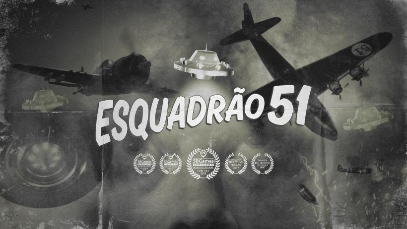 這款黑白電影一樣的飛行射擊遊戲,能帶你重回二戰對抗外星人